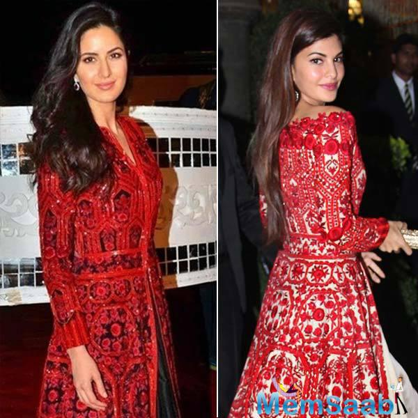 The 32-year-old Katrina also decided she won't work with Ranbir in Roy at that moment Jacqueline secured the benefits of the situation.