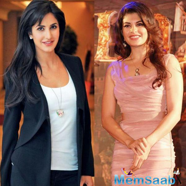 The director Sajid Nadiadwala's film Kick was first offered to Katrina Kaif but the offer gets turned and goes to Jacqueline's