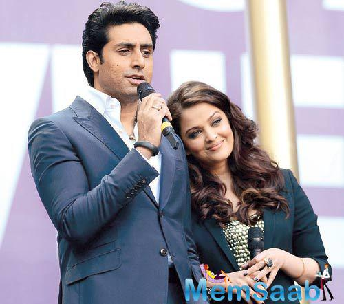 "Rebutting rumours of a rift between him and wife Aish, Abhishek has now said that his marriage and life are ""not going to be dictated by what the media says""."