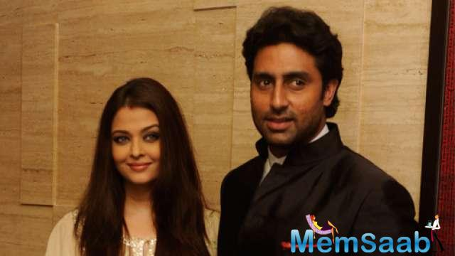 """Recently a buzz was that, when the Housefull 3 actor left the stage during Sarbjit promotions and told the reporters, """"Aap inki (Aishwarya) photo lo"""". Aishwarya rushed off the stage, following her husband."""