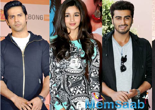 If we believe in sources, then very soon these stars Alia Bhatt, Arjun Kapoor and Varun Dhawan will be starring in a Dharma production which directed by Abhishek Varman who last directed was 2 States