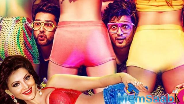 Great Grand Masti is directed by Indra Kumar, the movie, which also stars Mishti, Sonal Chauhan and Pooja Chopra, is all set to release in theatres on 22 July.