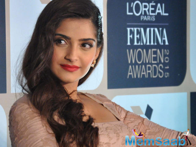 Sonam Kapoor, who will be next seen in the upcoming film Veere Di Wedding, revealed that she can go to great lengths for a film, even if it takes off her to plane off her hair.