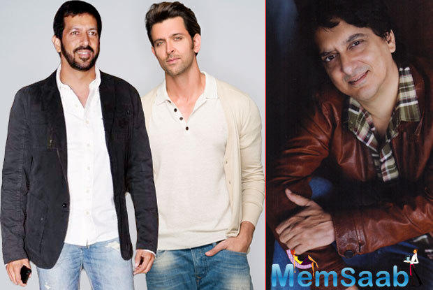 Hrithik-Kabir's film is definitely happening and currently it is in the scripting stage, He added.