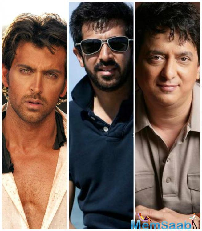 In a recent media interaction, Filmmaker Sajid Nadiadwala confirmed the news that his next production venture with director Kabir Khan and actor Hrithik Roshan will definitely happen.