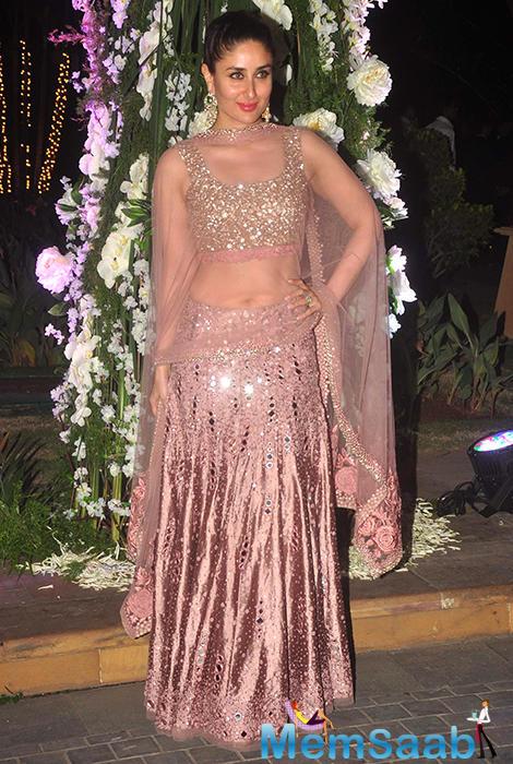 'Veere Di Wedding' also stars Sonam Kapoor, Swara Bhaskar and Shikha Talsania. It is produced by Rhea Kapoor and Ekta Kapoor.