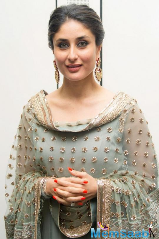 Kareena has recently portrayed a deglam role in 'Udta Punjab', added: