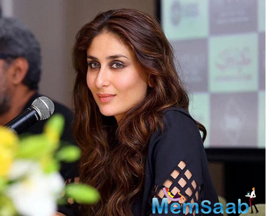 Talking about the film, Kareena added: