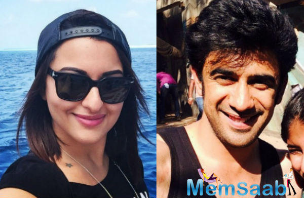 Sonakshi Sinha will be freshly paired with Kai Po Che's Amit Sadh in this movie, his character propels the film forward. He is there from beginning to end.