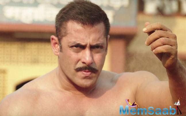 "Salman courted controversy after comparing himself to a ""raped woman"" when he was asked to comment on his experience of shooting for his forthcoming film Sultan."