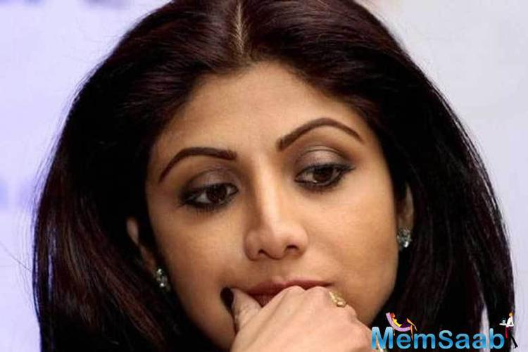 Shilpa Shetty, who landed in trouble for her 1996 film Chote Sarkar, finds herself in hot waters again.