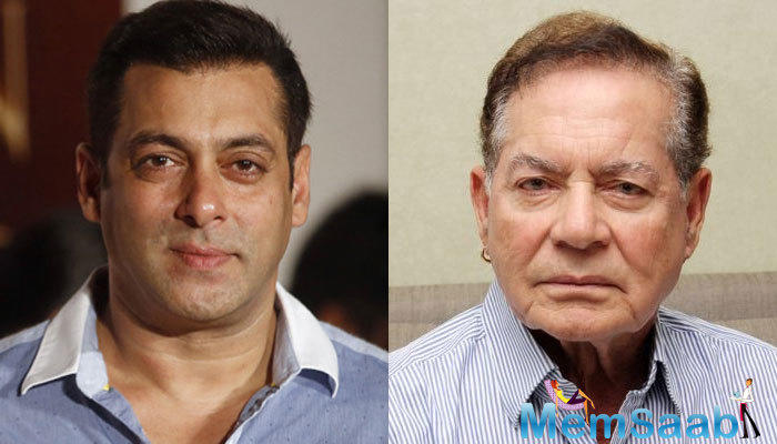 After the Sultan lead actor remarks sparked controversy,  Salman father Salim Khan came forward to apologize for his son's statement.