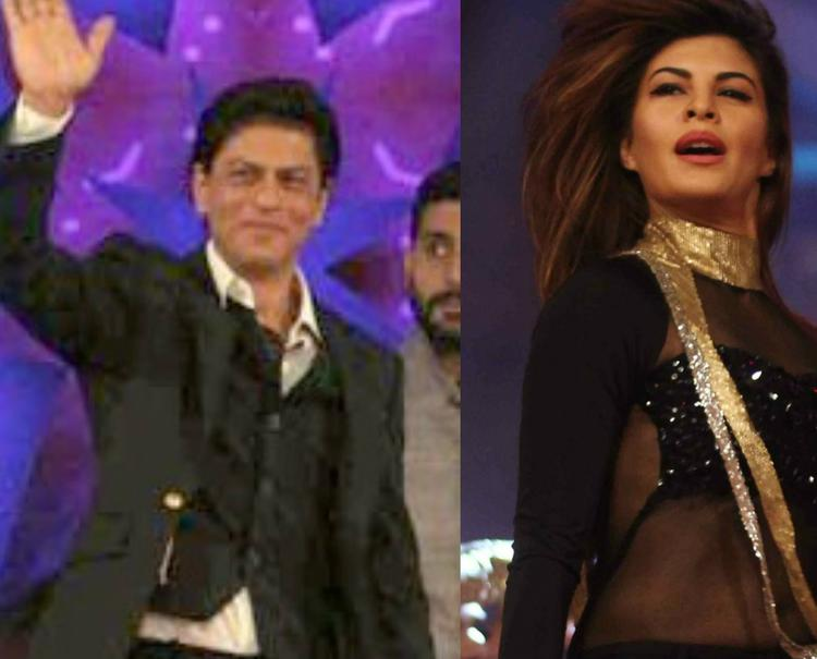 King Khan and Miss Fernandez is definitely an interesting coupling. We'll wait for an official announcement.