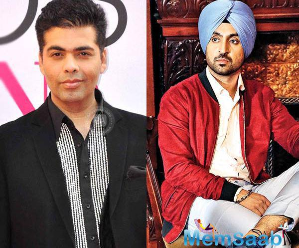 Agreeing to a report, the 44-year-old film producer is keen on signing Diljit for his next project after he was struck by his striking performance as a police office in Udta Punjab.