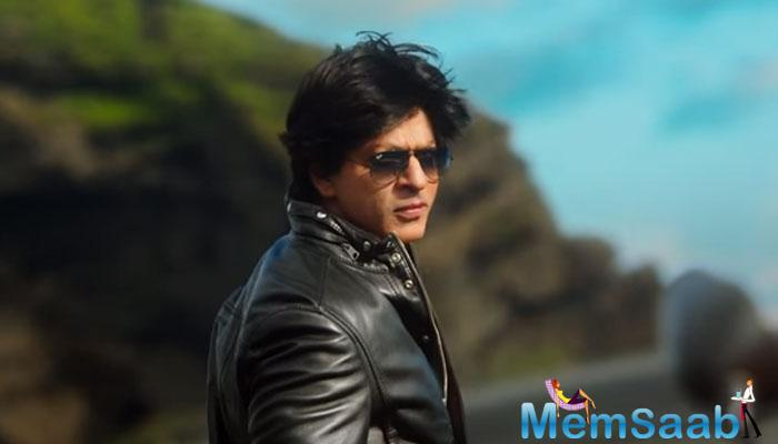 SRK crossed 20 million followers on Twitter and to celebrate, he placed a video message that was quintessentially SRK.