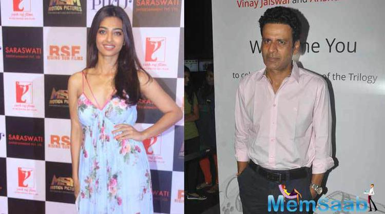 This short film features Manoj Bajpayee, Neha Sharma and Radhika Apte. This 18-minutes short film was released yesterday on YouTube.