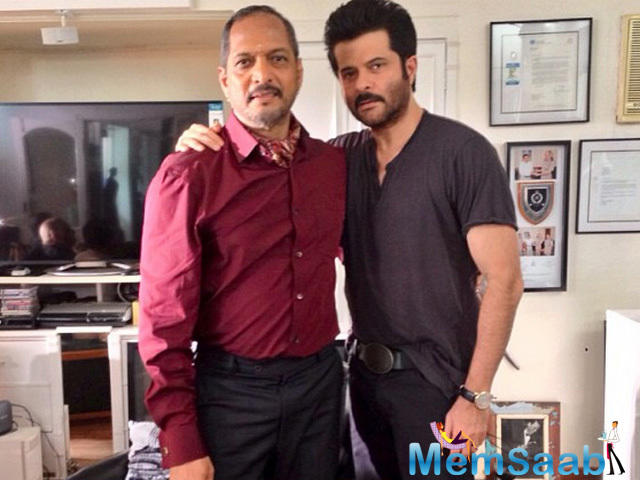Nana Patekar, who has been the co-star of Anil Kapoor Parinda, Welcome and Welcome Back, reportedly they have teamed up again for the upcoming TV series 24: Season 2.