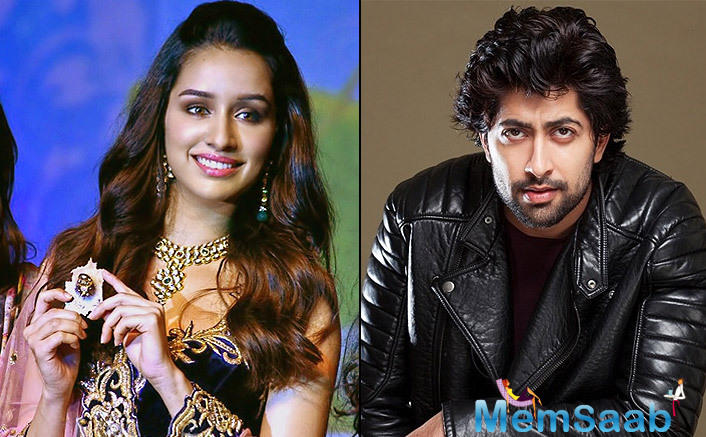 New York-based Indian actor Ankur Bhatia, who recently seen as Aishwarya Rai Bachchan's husband in Sarbjit, has now been roped in Shraddha Kapoor's upcoming flick in Apoorva Lakhia's Hasina.