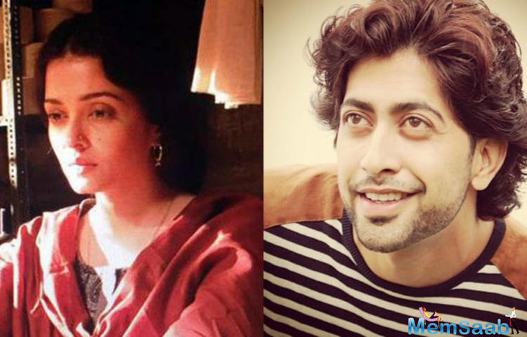 In Sarbjit he played the role of Aishwarya's husband, and here he will also be seen as Shraddha Kapoor's husband in Apoorva Lakhia's Hasina.