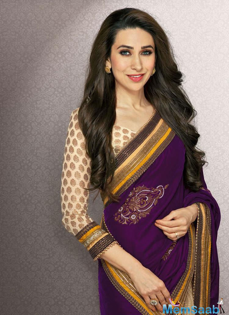 Karisma, who was last seen onscreen in the forgettable Dangerous Ishq (2015), reportedly returns with a different avatar.
