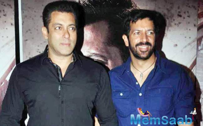 After giving a massive hit in the form of Bajrangi Bhaijaan last year, Salman Khan will be once again collaborating with filmmaker Kabir Khan.The director has just announced that his next film with Salman Khan, supposedly titled 'Tubelight