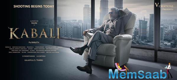 In a recent interview Irrfan Khan said, watch his film (Kabali) and watch our film (Madaari), superstar Rajinikanth's film Kabali has stolen the poster of his upcoming film Madaari but said it was no big deal and urged fans to go for both films.