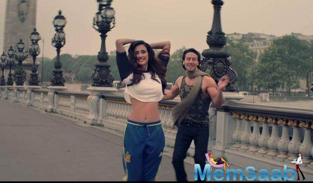 On Tuesday, T-Series head Bhushan Kumar released a new song 'Befikra' starring Tiger Shroff and Disha Patani. At the launch of their first single together Befikra , they made a few statements which loudly speak about their relationship.
