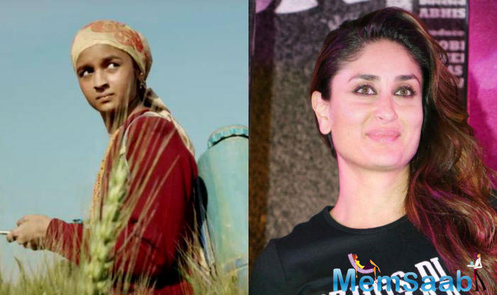 The movie featured Kareena Kapoor Khan, Diljit Dosanjh, Shahid Kapoor and Alia Bhatt in lead roles.The 23-year-old actress has essayed the role of a Bihari migrant in the film.