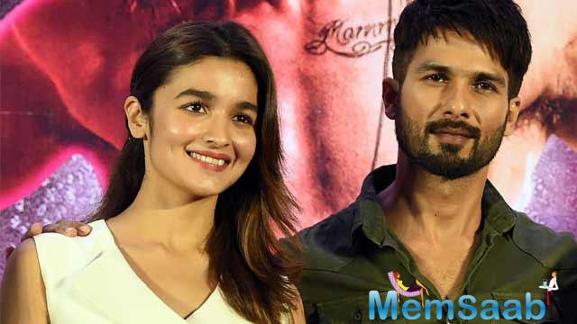 In a recent interview Kareena said  she agrees with Shahid's statement that Alia deserved a national award. Actor Shahid Kapoor had commented earlier that Alia Bhatt deserves nothing less than a National Award for her moving performance.