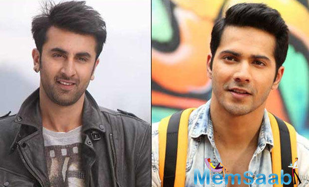 The 29-year-old Varun Dhawan is all set to become a part of the