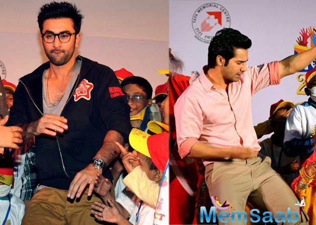 The latest buzz said that organisers of the event have decided to replace Ranbir with Varun because Varun has more young fan following than Ranbir