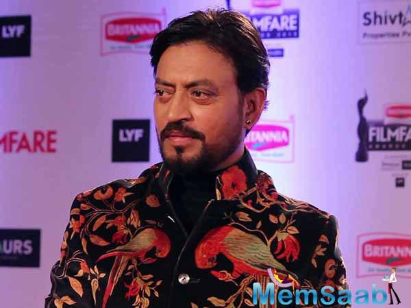 """But In a statement, Irrfan Khan said it was a mere joke. """"I respect Rajinikanth ji as a human and as an actor and what I said about the poster was a joke. I want to clarify that the poster which I talked about was made by one of his fan clubs""""."""