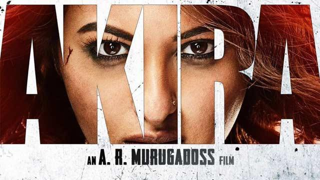 Filmmaker AR. Murugadoss, who decided to add a temporary scar on Sonakshi Sinha's face for her role in Akira, said it was made out to portray the character's painful past.