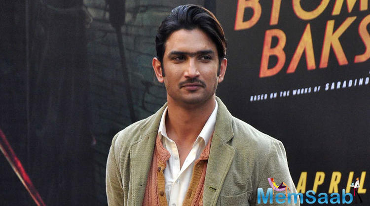 Sushant Singh Rajput signs his next, to play an astronaut in Chandamama Door Ke, which is to be directed by Sanjay Puran Singh Chauhan.