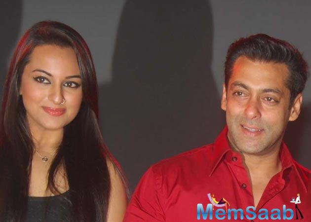 Sonakshi Sinha is gearing up for her big release