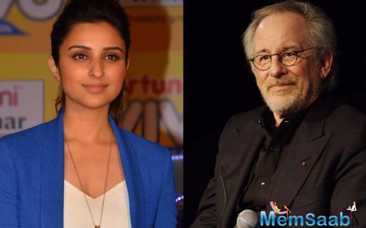 Parineeti will voice the female protagonist of the movie. She has dubbed for Sophie, played by 12-year-old Ruby Barnhill in The BFG aka The Big Friendly Giant.