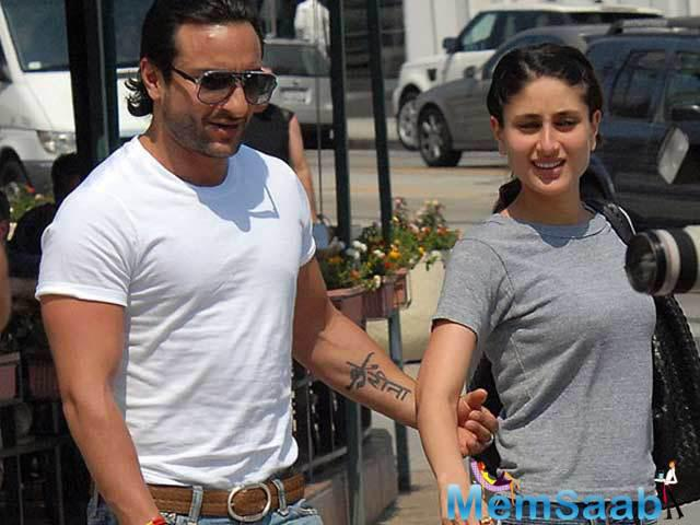 But now it's confirmed and it is good news for all the Kareena and Saif Ali Khan fans because the duo are expecting their first child soon.