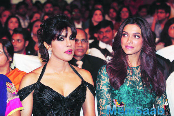 Priyanka Chopra and Deepika Padukone, who were tagged as the BFFs of Bollywood earlier, but that equation is said to have started to sour