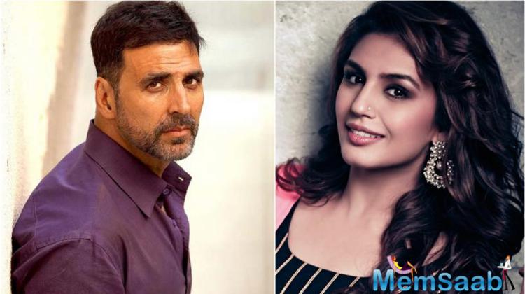 Akshay Kumar to romance Huma Qureshi in Jolly LLB 2. The Superstar has confirmed