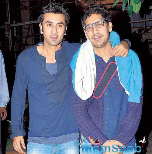 After giving hits like Wake Up Sid and Yeh Jawaani Hai Deewani, close friend Ranbir and Ayan is all set to work for a superhero flick 'Dragon'.