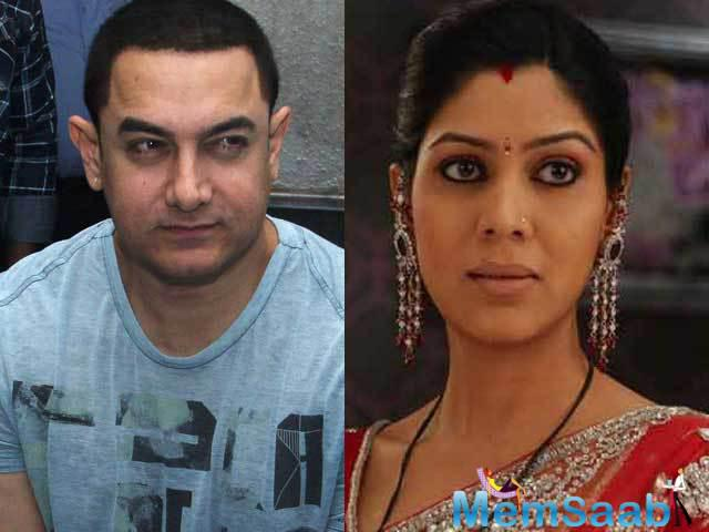 PK star said that in real life he encourages his daughter Ira.