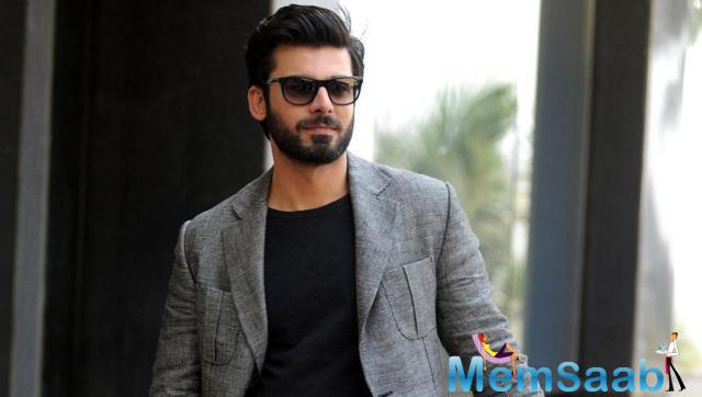 Both the actors Fawad and Sidharth have worked together in