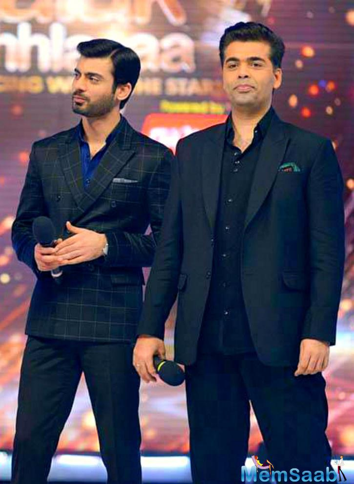 The filmmaker Karan Johar and Fawad Khan have grown with their friendship after working together. Both of them expected to collaborate on more films since they share a good rapport.