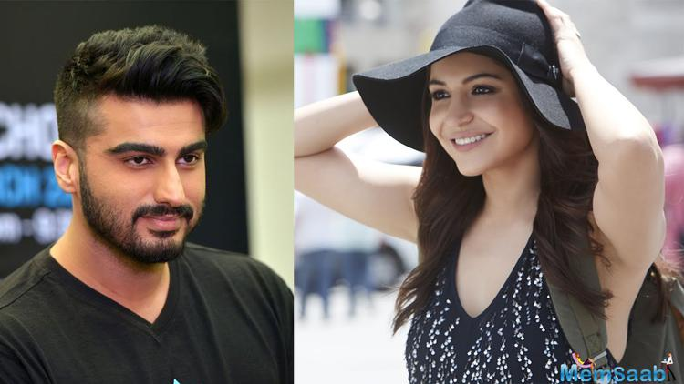 If reports are to be believed then the 28-year-old Anushka and Gunday actor Arjun will share screen space for the first time in this flick.