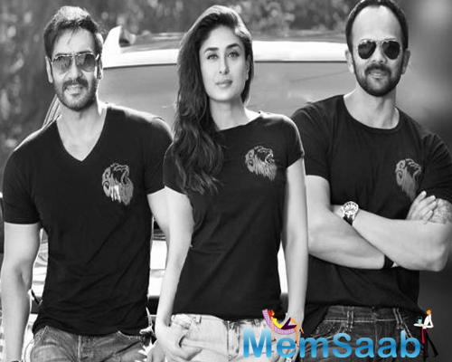 The 35-year-old Kareena Kapoor Khan will reportedly not be starring in the fourth instalment of the Golmaal series. It was reported that Kareena Kapoor Khan was roped in to play the imaginary girl, but she turned down the offer due to her pregnancy.