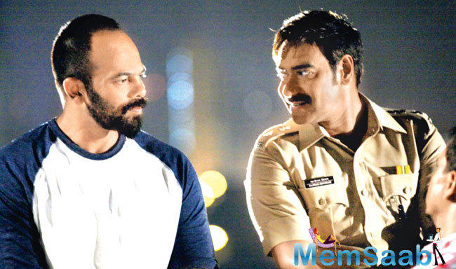 Rohit Shetty's 'Dilwale' might not have worked wonders at the box office but this time,  Rohit Shetty is set to make the fourth instalment of