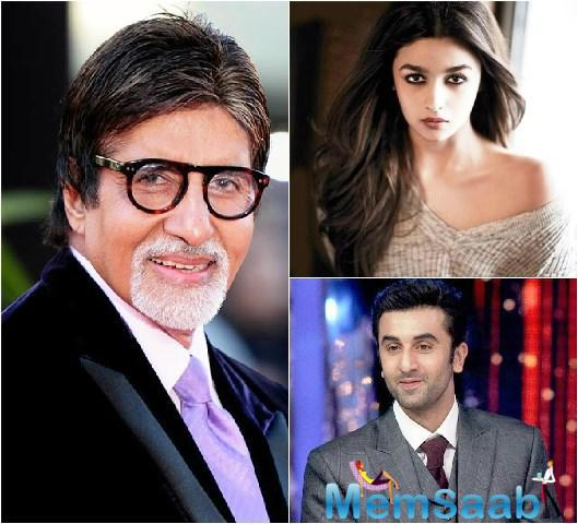 Superhero movies doing fantastic business all around the world, Ayan Mukerji is attempting to make a trilogy with Ranbir Kapoor. Rumours also suggest that Amitabh Bachchan has been sounded off for a pivotal role in the film