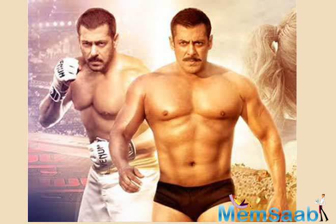 In a TV debate Salman was mentioned as old enough to be a grandfather, The legendary writer was peeved and said don't you call my son Salman a grandfather, who said this, I request them to Watch sultan in a theatre.