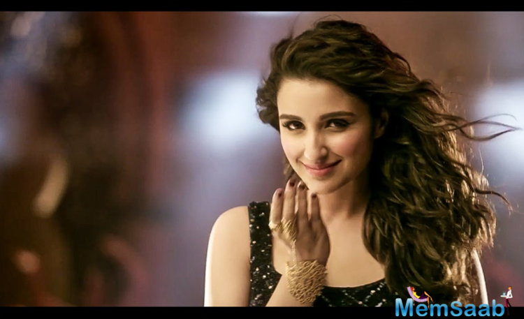Bollywood actress Parineeti Chopra will be seen in a glamorous avatar in