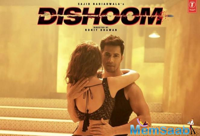 The teaser of the song has already been released and Parineeti looks extremely sizzling hot in it. She is seen in a black outfit with her hair open and looks perfect. Varun's energy packed moves all come together for a peppy number